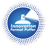Logo innovation format PUFFER